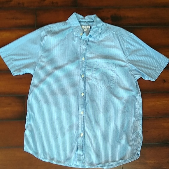 Old Navy Other - Old Navy Striped Button Up